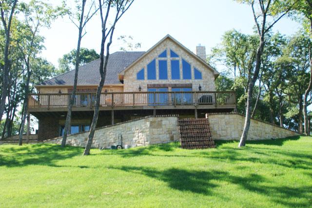 lake texoma real estate twin ponds